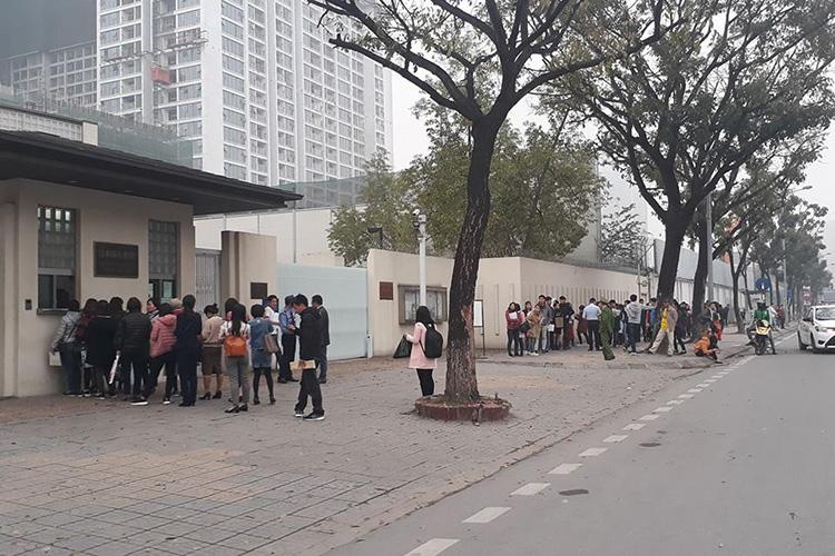 Xin visa du học ở đại sứ quán Nhật Bản tại Hà Nội